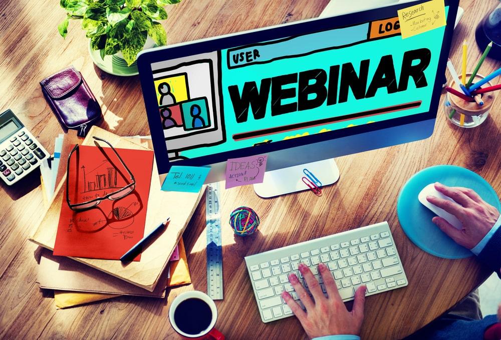 Webinar: o que é e como criar eventos online
